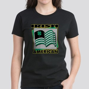 Irish American Women's Dark T-Shirt