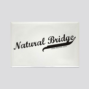 Natural Bridge Rectangle Magnet