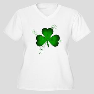 24c02b782f1 Funny Irish St. Patricks Day Women s Plus Size T-Shirts - CafePress