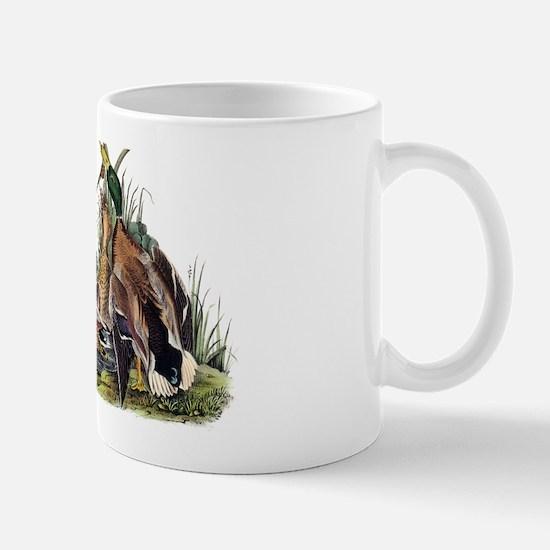 Audubon Mallard Ducks Mug