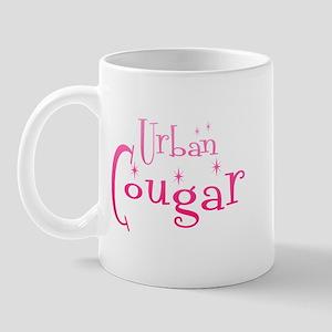 Urban Cougar Mug