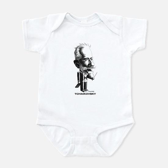 Tchaikovsky Infant Bodysuit