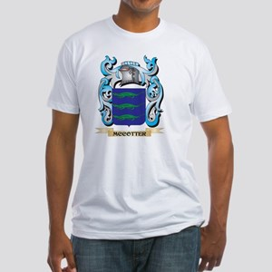 Mccotter Coat of Arms - Family Crest T-Shirt
