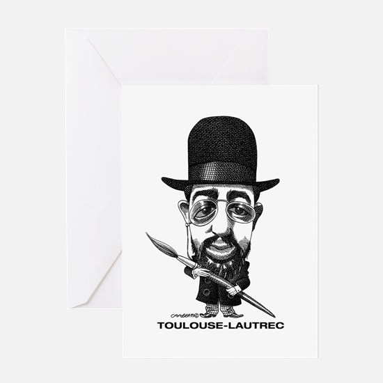 Toulouse-Lautrec Greeting Card
