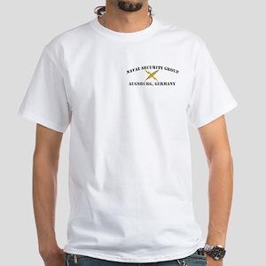 NSGA AUGSBURG White T-Shirt