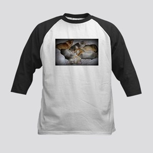 Abyssinian kittens Baseball Jersey