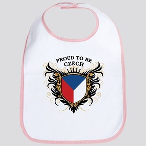 Proud to be Czech Bib