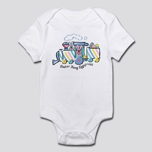 Easter Bunny Eggspress Infant Bodysuit