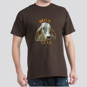 moo la cow Dark T-Shirt