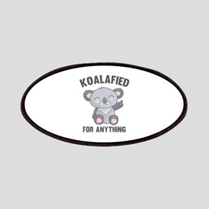 Koalafied For Anything Patches