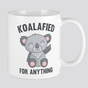 Koalafied For Anything Mug
