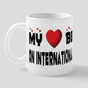 Belongs To An International Relations Major Mug