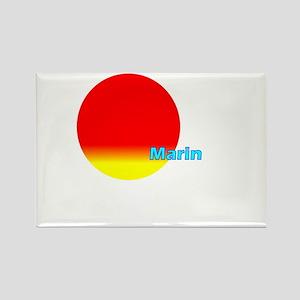 Marin Rectangle Magnet