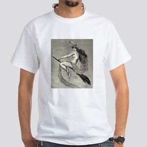 Nude Witch Men's Classic T-Shirts