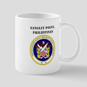NSGA Sangley Point Mug