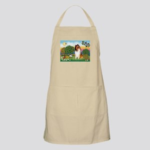 Appletrees / Collie (s) BBQ Apron