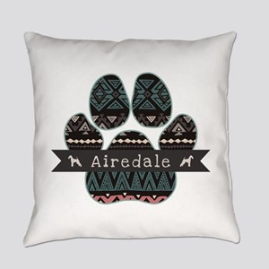 Airedale Everyday Pillow