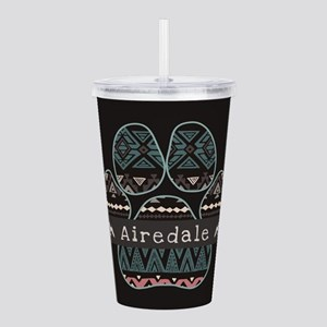Airedale Acrylic Double-wall Tumbler