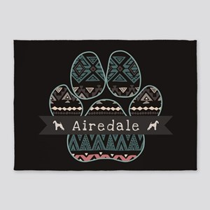 Airedale 5'x7'Area Rug