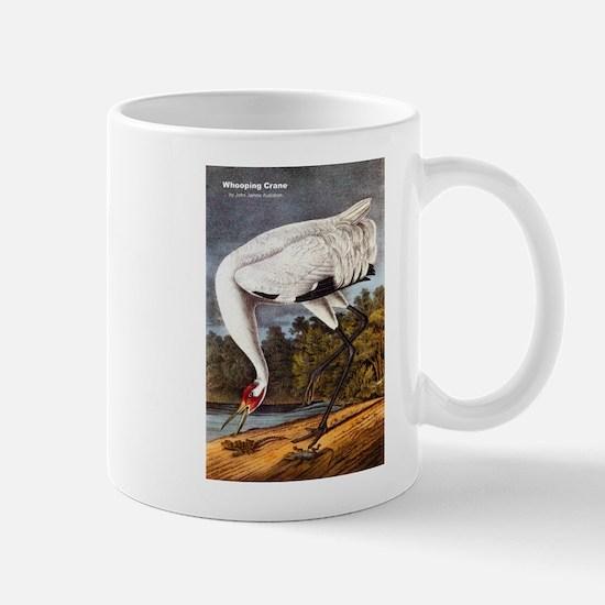 Audubon Whooping Crane Bird Mug