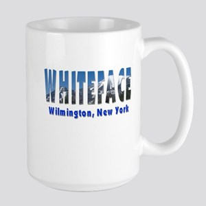 Adirondacks-Whiteface Large Mug