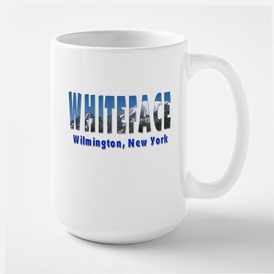 Adirondacks-Whiteface Large Mug
