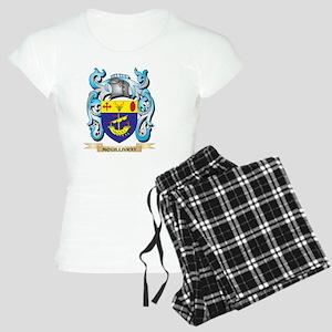 Mcgillivray Coat of Arms - Family Crest Pajamas
