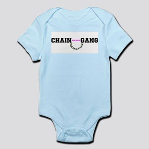 CHAIN GANG - PINK! Body Suit