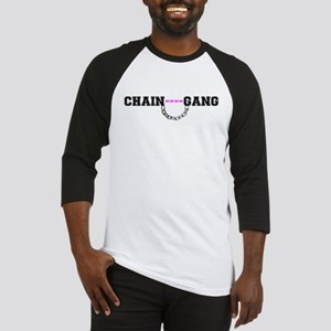 CHAIN GANG - PINK! Baseball Jersey