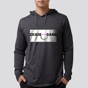 CHAIN GANG - PINK! Long Sleeve T-Shirt