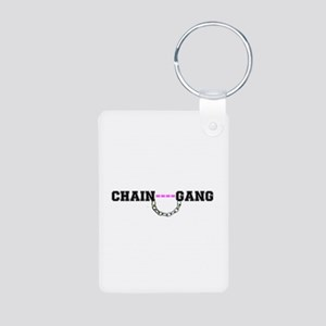 CHAIN GANG - PINK! Keychains