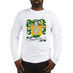 Engelberger Family Crest Long Sleeve T-Shirt