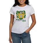Engelberger Family Crest Women's T-Shirt
