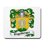 Engelberger Family Crest Mousepad