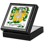 Engelberger Family Crest Keepsake Box