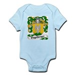 Engelberger Family Crest Infant Creeper