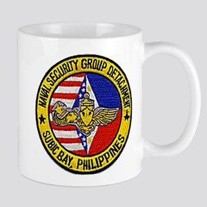 NSGD Subic Bay Mug