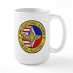 NSGD Subic Bay Large Mug