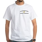 NSGD Subic Bay White T-Shirt