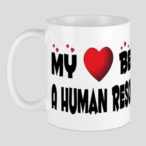 Belongs To A Human Resources Officer Mug