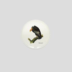 Audubon California Condor Bird Mini Button