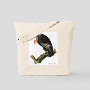Audubon California Condor Bird Tote Bag