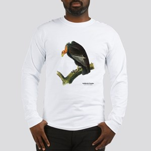 Audubon California Condor Bird (Front) Long Sleeve