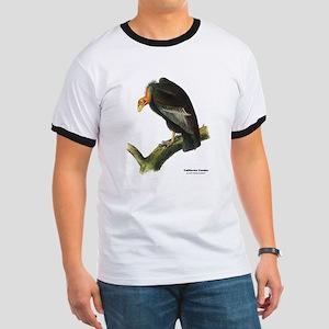 Audubon California Condor Bird (Front) Ringer T