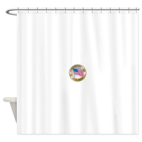 Superieur MADE IN THE USA SEAL! Shower Curtain