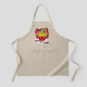 Faber Family Crest BBQ Apron