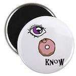 "I Donut Know 2.25"" Magnet (10 pack)"