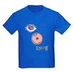 I Donut Know Kids Dark T-Shirt