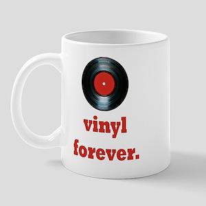 vinyl forever Mug