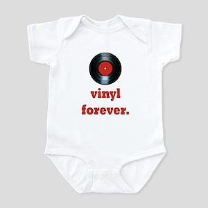 vinyl forever Infant Bodysuit